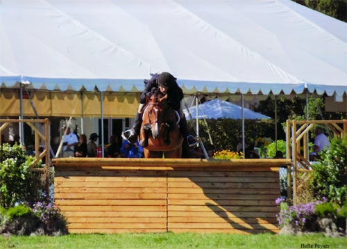 Archie Cox and Montague owned by Lily Blavin Champion Regular Conformation Hunter 2012 Menlo Charity Horse Show Photo Bella Peyser