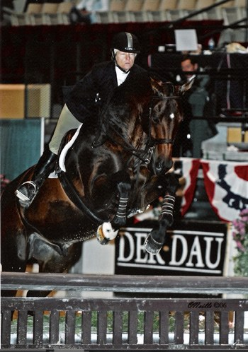 Amy Brubaker 2006 USEF National Champion Adult Equitation Photo ONeills