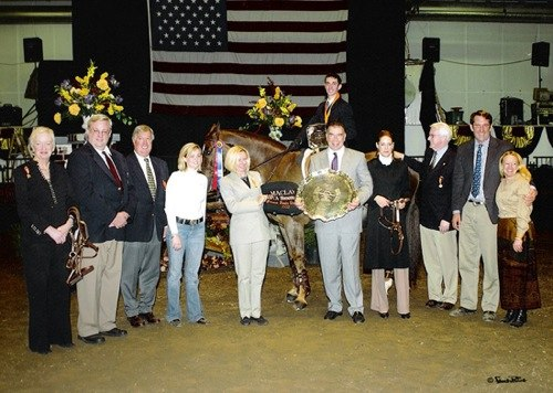 Matt Sereni 2003 ASPCA National Champion New York, New York 2003 National Horse Show Photo Flashpoint