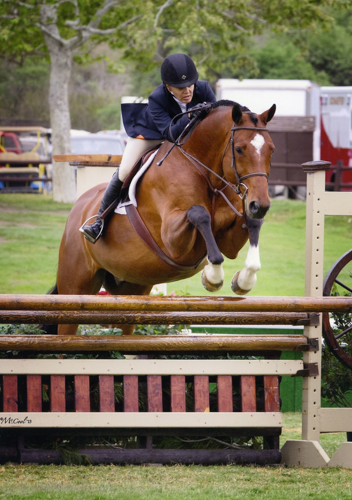 Laura Wasserman and Back in the Game Amateur Owner Hunter 36 and Over 2013 Blenheim Fall Tournament Photo Amy McCool