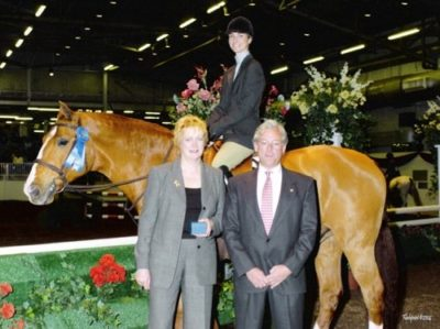 Alison Agley and Archie Champion Adult Equitation 2004 Metropolitan National Horse Show Photo Flashpoint