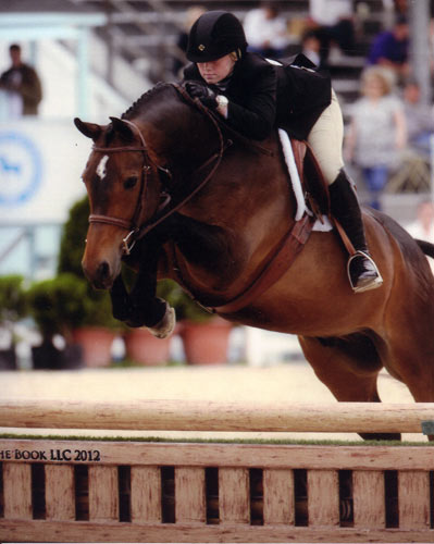 Ashley Pryde and Truly Amateur/Owner Hunter 18-35 Photo The Book LLC