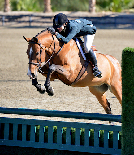 Gina Ross and Equity Amateur Owner Hunter 2015 National Sunshine Series Photo ESI