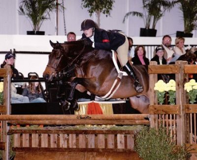 Montana Coady and Chance Top Ribbons at every major show in the country in 2003 from the Devon Horse Show to the Metropolitan National Horse Show Photo Flashpoint