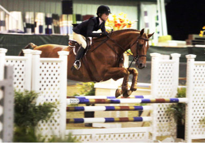 Olivia Champ Reserve Champion Rosewood Medal Finals 2010 Los Angeles Equestrian Center Photo Maria Morgan