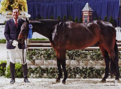 After Five owned by Stephanie Danhakl 2nd Year Green Stake Class 2011 Washington International Photo Shawn McMillen