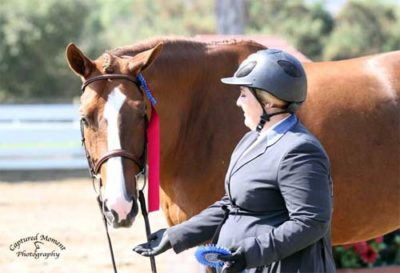 Chelsea Samuels and Adele Champion Low A/O Hunter 18-35 2013 Showpark Summer Photo Captured Moment