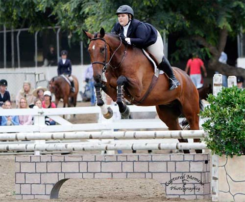 Chelsea Samuels and Bruno Mars CPHA Foundation Finals 22 & Over 2013 Showpark Summer Classic Photo Captured Moment