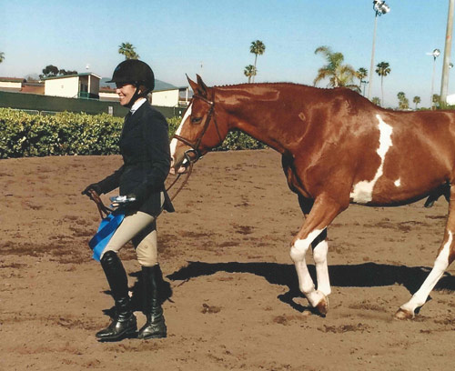"Ecole Lathrop and Banderas 3'3"" Amateur Owner Hunter 2015 Del Mar National"