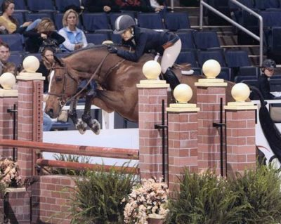 Laura Wasserman and Overseas Amateur Owner Hunters 36 & Over Washington International Photo Al Cook
