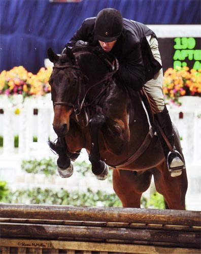 Archie Cox and After Five owned by Stephanie Danhakl 2nd Year Green 2011 Washington International Photo Shawn McMillen