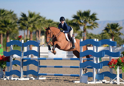 Katherine Dash and Empire 2017 HITS Thermal