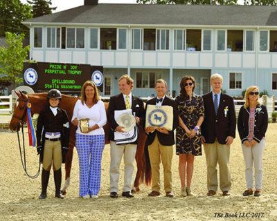 Stella Wasserman and Spellbound_2017 Devon Horse Show Photo by The Book LLC