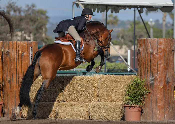 Karli Postel and Meredith Mateo's Maximus 2018 Del Mar National