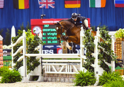 Virginia Fout and Cristiano 2016 WIHS Photo by Shawn McMillen