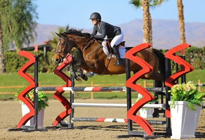 Alison Sweeney and Melody Adult Jumpers 2019 National Sunshine Series