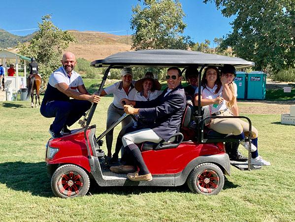 Brookway Stables crew 2019