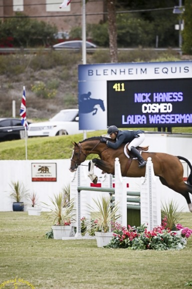 Nick Haness and Laura Wasserman's Skyhawk $10,000 USHJA International Hunter Derby 2018 Showpark Ranch & Coast