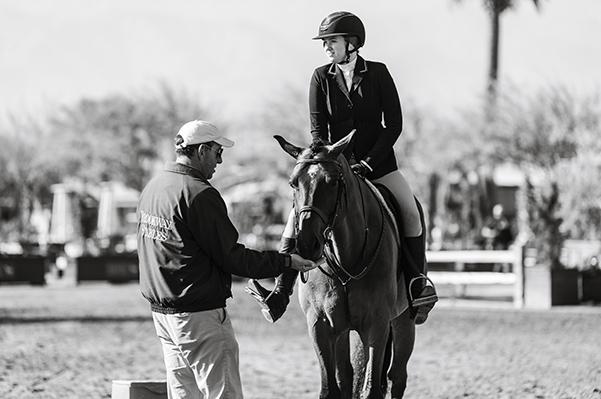 Katharine Dash and Patriot Amateur Owner 18-35 2020 Desert Circuit
