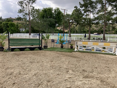 Jumps! 2020 Brookway Stables Lessons at Home