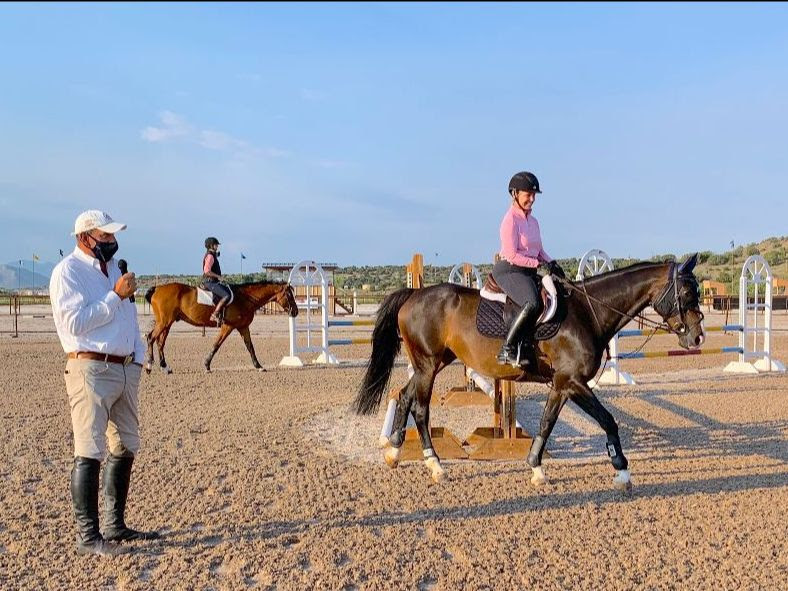 Archie Cox 2020 HIPICO Santa Fe 2-Day Hunter Clinic