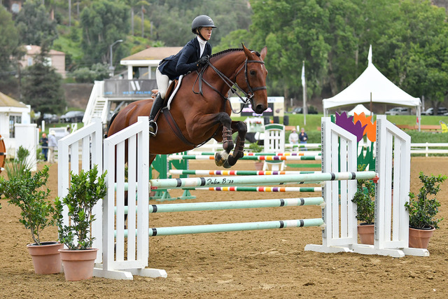 Gable Gering and Decklin CPHA Foundation 2020 Del Mar Show Park Photo by Julia B.